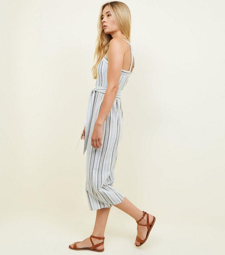 5a910d0d394 ... Button Front Linen-Look Jumpsuit. ×. ×. ×. Shop the look