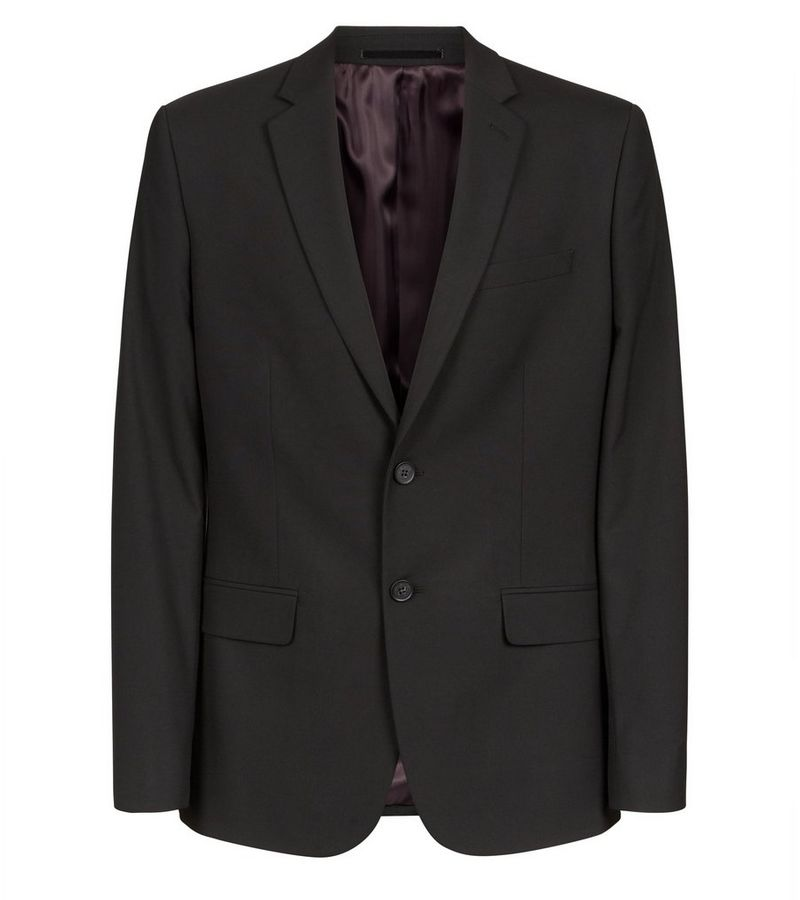 New Look - slim fit blazer - 4