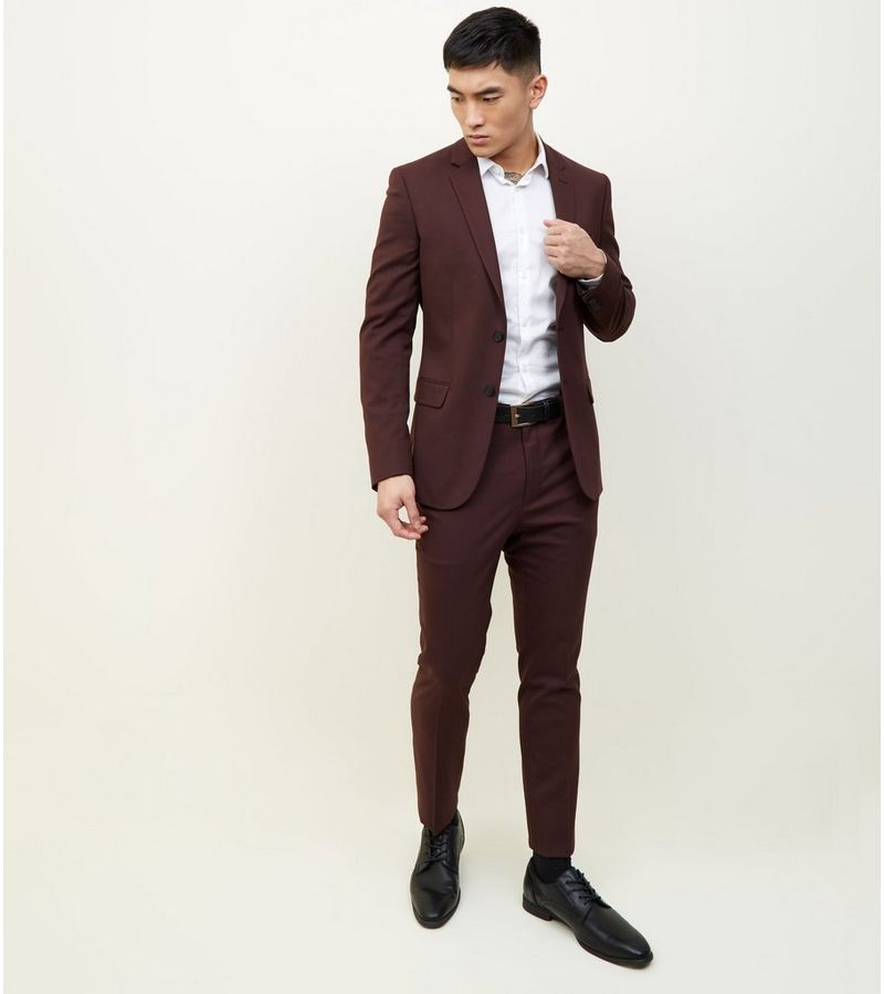 New Look - slim fit blazer - 3