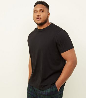 Plus Size Neck Crew Neck T-Shirt