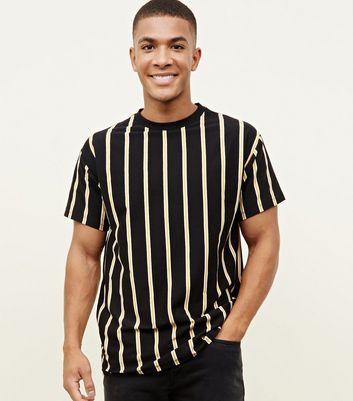 Camiseta Amarillas Rayas lista Añadir a la de deseos de Eliminar vnmN8ywP0O