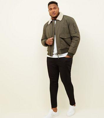 bea8ec609dd Plus Size Black Super Skinny Jeans New Look - New Look at Westquay - Shop  Online