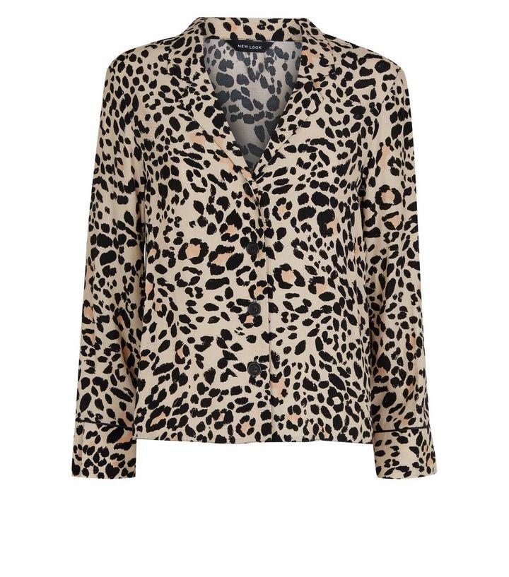 fe8726ebb4 ... Tan Leopard Print Shirt. ×. ×. ×. Shop the look