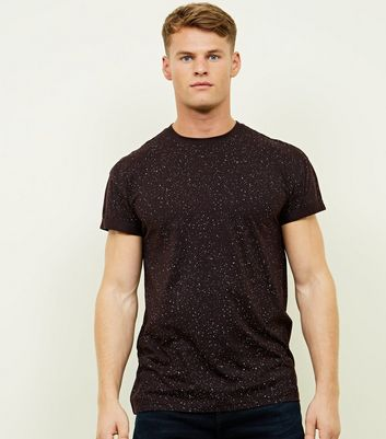 Dark Purple Wash T-Shirt