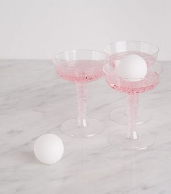Pink Cham-Pong Champagne Party Game