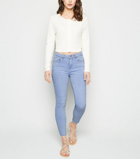 1da9d7c855c7 ... Bright Blue Skinny Ankle Grazer Jenna Jeans ...