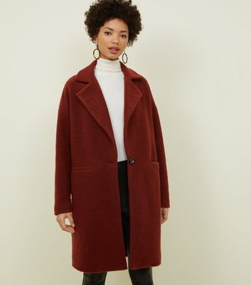 New Look Damen Mantel