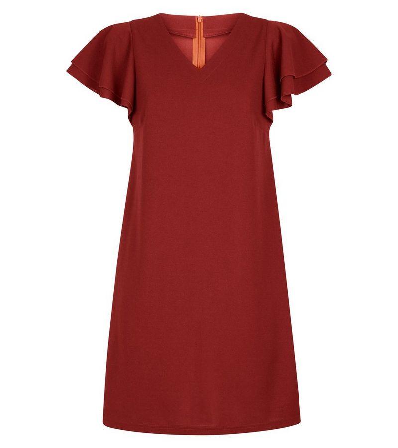 New Look - frill sleeve dress - 2