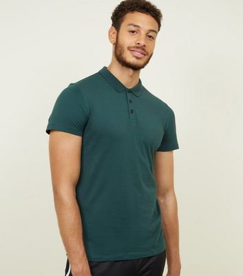 Green Polo Shirt