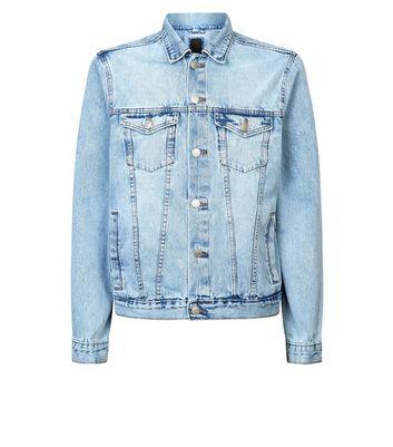 newlook jeans jacke h und m