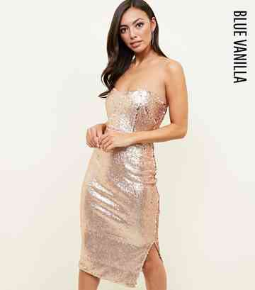 9fde640b Sequin Dresses | Sparkly Dresses & Glitter Dresses | New Look