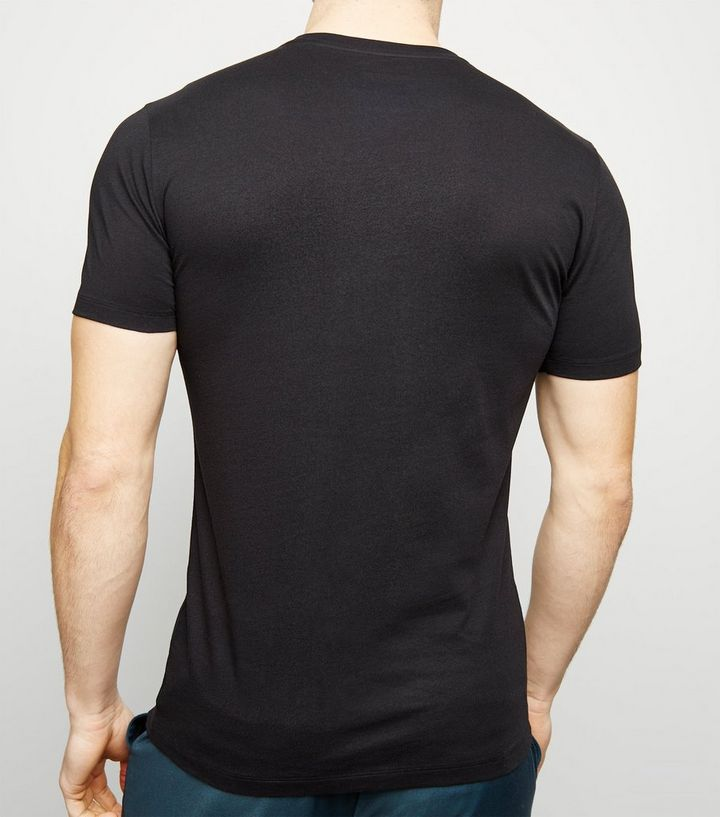 237f7f414 ... 2 Pack Black Muscle Fit T-Shirts. ×. ×. ×. Shop the look