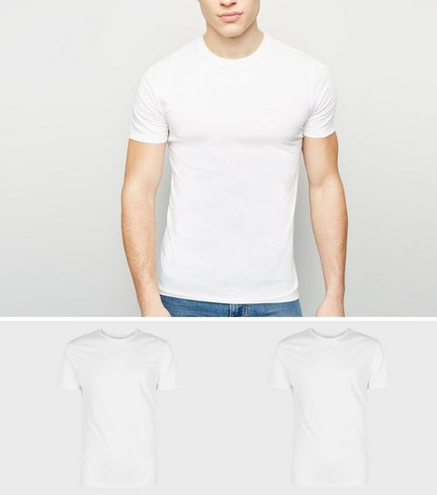dd09473a0 Muscle Fit T-Shirts | Mens Muscle Fit T-Shirts | New Look