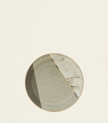 Dark Speckle and Marble Print Plate