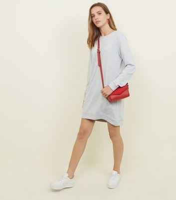 Long Sleeve Dresses Long Sleeve Maxi Amp Midi Dress New Look