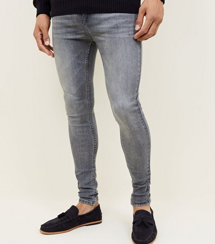 better drop shipping to buy Dark Grey Skinny Spray On Jeans Add to Saved Items Remove from Saved Items