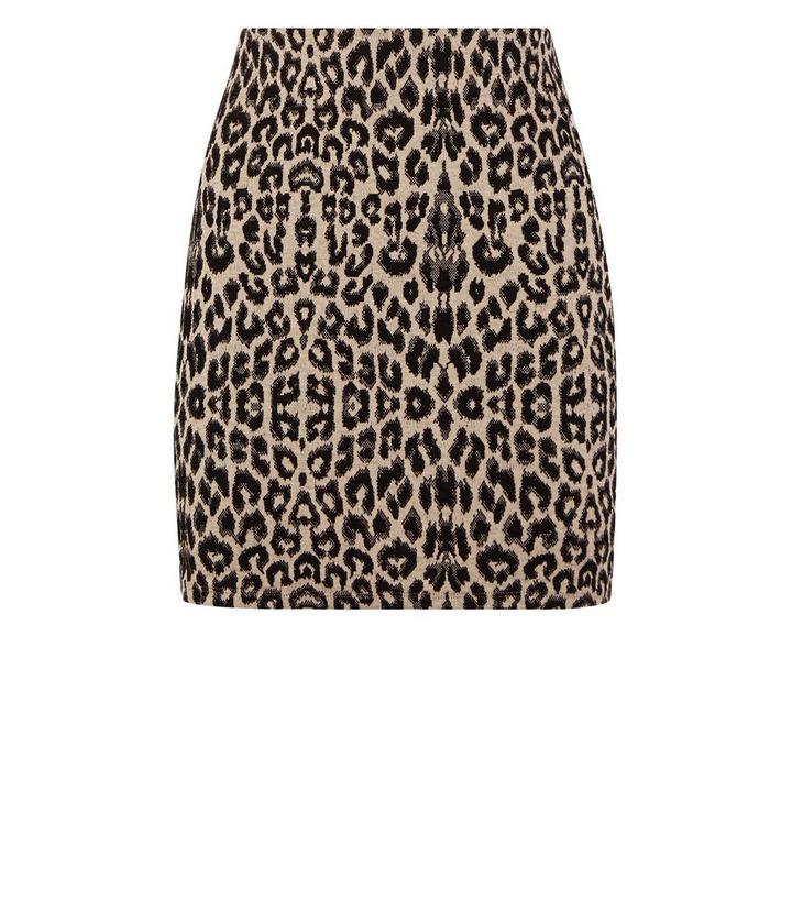 647dd724b0 ... Brown Leopard Print Tube Skirt. ×. ×. ×. Shop the look
