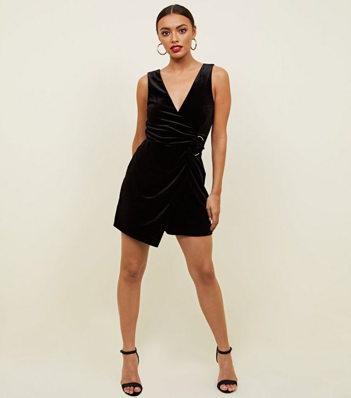 cae60266b7 ... Ring Detail Wrap Playsuit. ×. ×. ×. Shop the look
