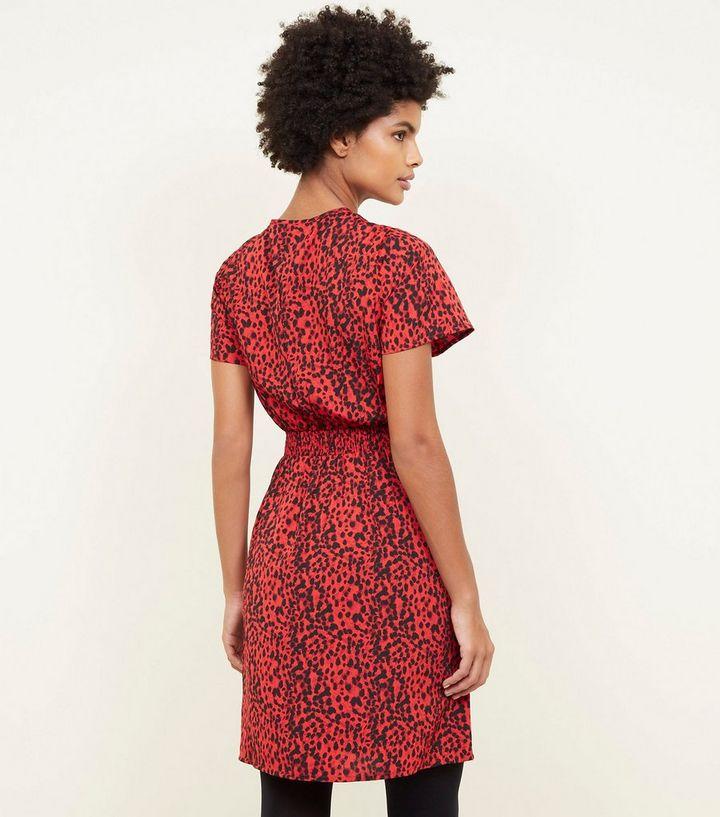 6705758899b8b ... Tall Red Leopard Print Dress. ×. ×. ×. Shop the look