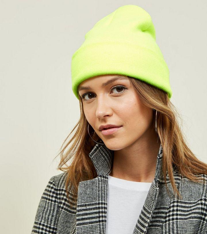 e5cb3d62704 ... Green Neon Beanie Hat. ×. ×. ×. Shop the look
