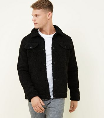 Black Borg All-Over Western Jacket