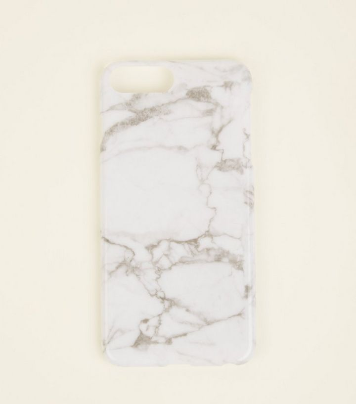 online retailer dea73 89084 Grey Marble Effect iPhone 7/8 Plus Case Add to Saved Items Remove from  Saved Items