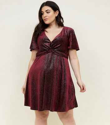 Plus Size Dresses Dresses For Curvy Women New Look