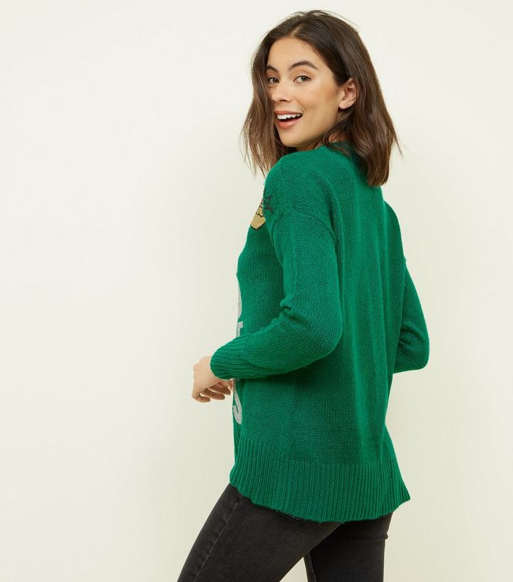c5421fb27555 ... Green Mince Pies Before Guys Glitter Christmas Jumper. ×. ×. ×. Shop  the look