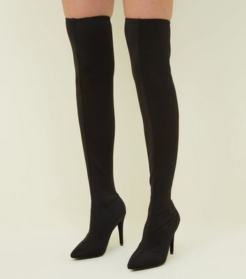 the Knee Sock Boots