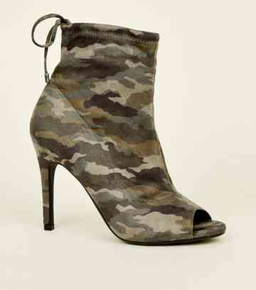 c814193db9 Women's High Heel Boots | Heeled & Ankle Boots | New Look