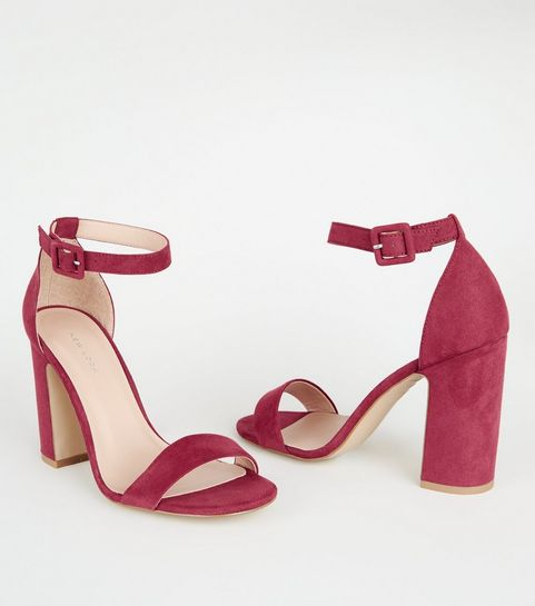 4e2b3670e46 Nude High Heels   Beige & Stone High Heel Shoes   New Look