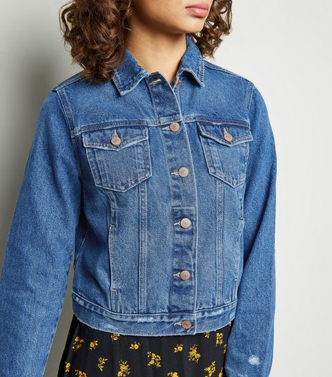 ba7ddfdda Women's Denim Jackets   Black Denim Jackets   New Look