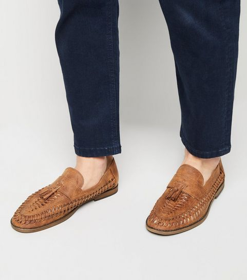 d83dbdf5fb080 Men's Loafers | Men's Suedette & Leather-Look Loafers | New Look