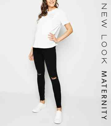 48d5450f713a8 Maternity Jeans | Maternity Jeggings & Over the Bump Jeans | New Look