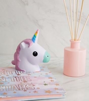 Lilac Unicorn Stress Ball