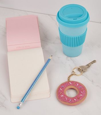 Pale Blue Travel Mug