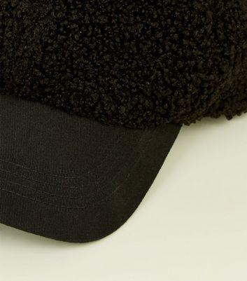 Photo of Black borg cap new look