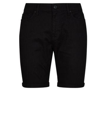 jetzt kaufen billig werden retro schwarze jeans shorts