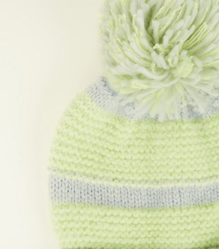a120f5a333b ... Green Neon Space Dye Bobble Hat. ×. ×. ×. Shop the look