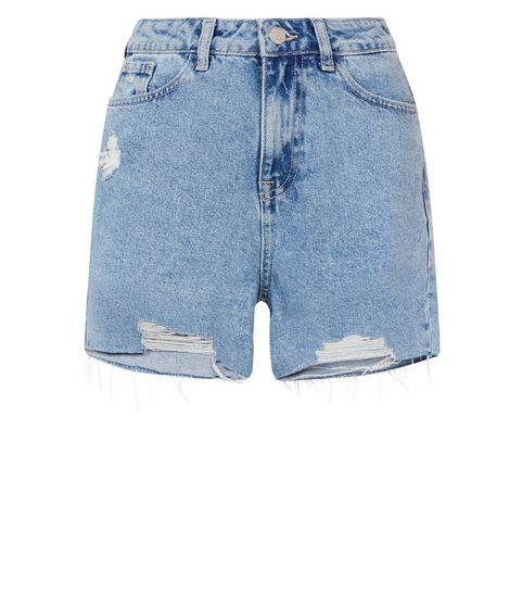 8b104d0314eee4 Shorts femme | Shorts en jean, décontractés et élégants | New Look