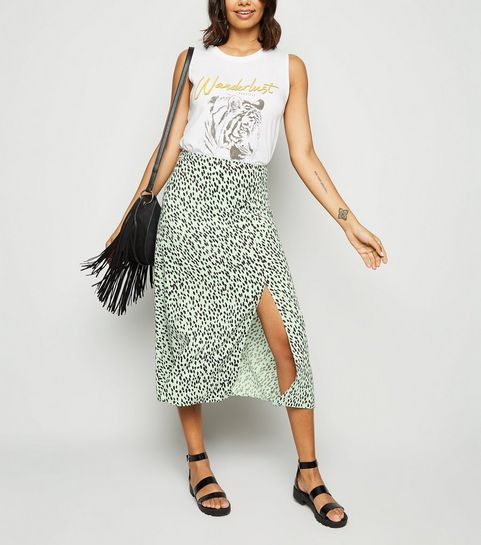 297e153ca172 Midi Skirts   Pleated Midi and A-Line Midi Skirts   New Look