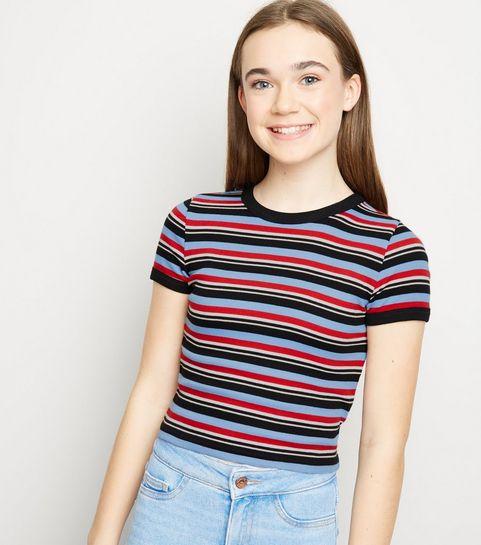 Oberteile Mädchen   Tops, T-Shirts, Langarmshirts   New Look 19b394711b