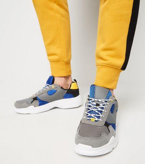 d500f508bceb7 Baskets Homme   Tennis   chaussures de running   New Look