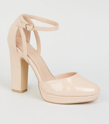 Nude 2 Part Cut Out Patent Platform Courts