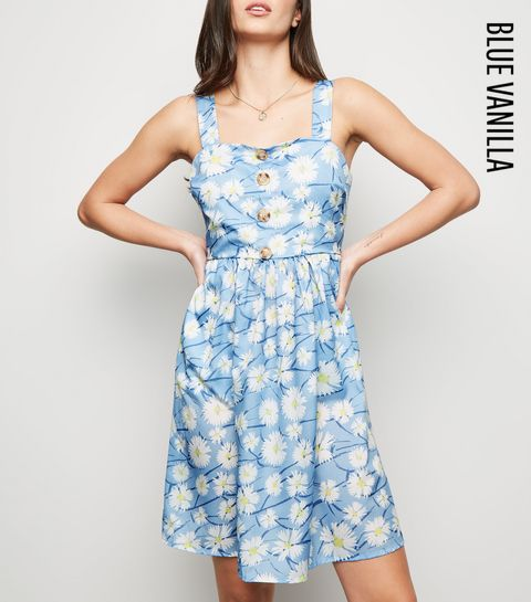 f3c6cb803d23 Remove from Saved Items. €34.99 Quick view · Blue Vanilla Pale Blue Floral  Button Sundress · Blue Vanilla Pale Blue Floral Button Sundress ...