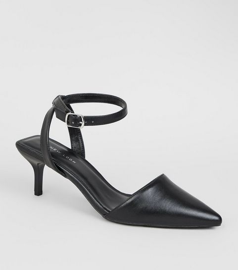 Black Pointed Squared Kitten Heel · Black Pointed Squared Kitten Heel ... 0fba56f660