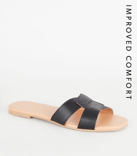 77da6c0ba0 Flat Sandals | Toe Post & Footbed Sandals | New Look
