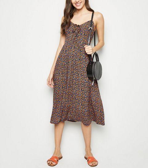 de2d7f8051dc58 Robes midi Femme   Robes de soirée & en dentelle   New Look