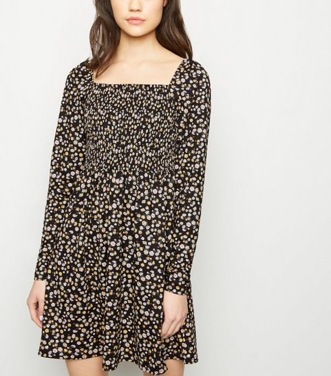 Robes A Fleurs Femme Robes De Soiree Casual New Look