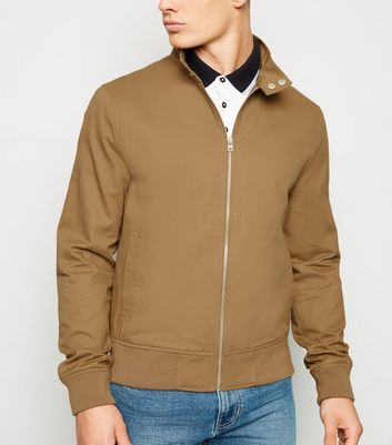 Camel Harrington Jacket